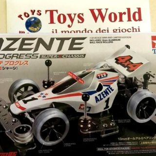 progress limited AZENTE mini4WD
