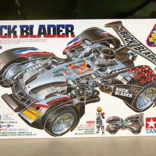 Mini4wd Buck Blader 2020