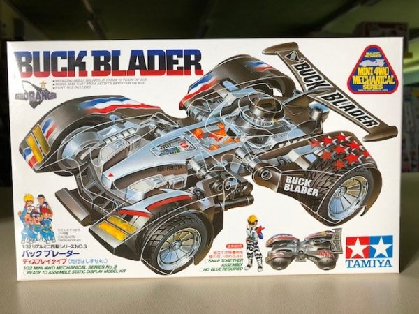 Mini4wd Buck Blader 2020