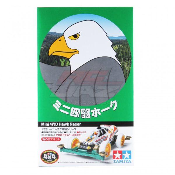 Mini4wd Hawk Racer