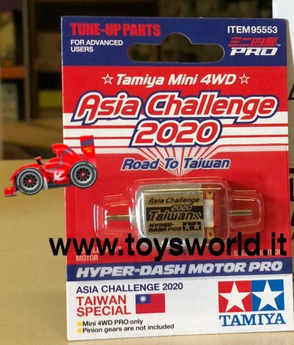 motore Hyper Dash PRO Asia Challenge 2020
