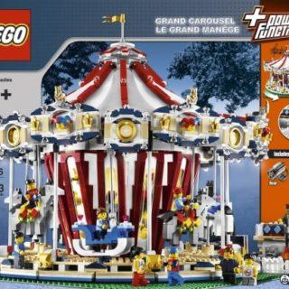 Lego 10196 Gran Carousel