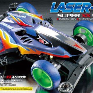 94719 Mini4wd LaserGill Super XX Special