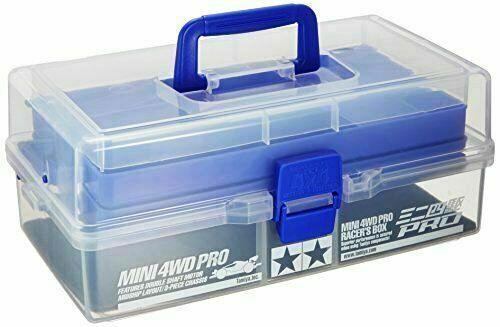 mini4WD RACER'S BOX PRO